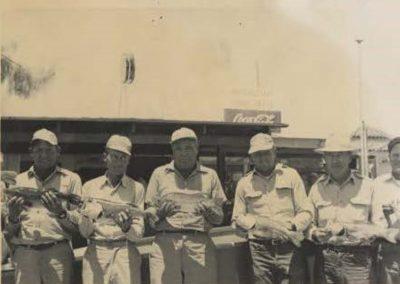 Yuma Rod and Gun Club members