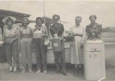 Yuma Womens Reel and Rifle Club