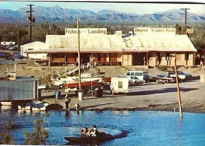 Fisher's Landing Resort 1970s